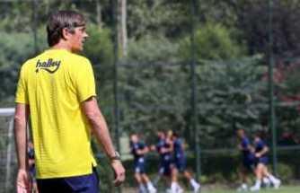 Fenerbahçe hazırlıklara başladı