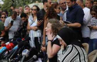 "Ahed Tamimi'den Trump'a: ""Paranıza ihtiyacımız yok"""