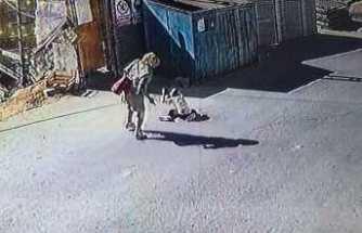 Annesinden şiddet gören çocuk devlet korumasına alındı
