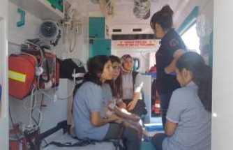 Antalya'da 50 öğrenci hastanelik oldu
