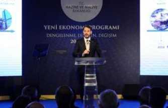 Bakan Albayrak yeni ekonomik programı açıkladı