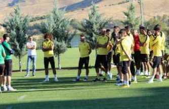 Evkur Yeni Malatyaspor'da Çaykur Rizespor mesaisi sürüyor