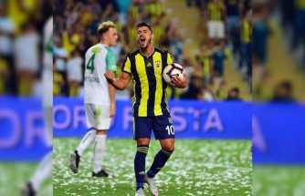 Fenerbahçe'nin golcüleri yabancılar
