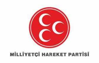 MHP af teklifini Meclis Başkanlığına sundu