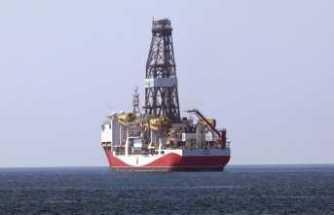 Türkiye ikinci sondaj gemisini almak için düğmeye bastı