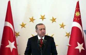 Erdoğan'dan Kaşıkçı ailesine taziye telefonu