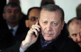 Kral Selman Cumhurbaşkanı Erdoğan'ı aradı