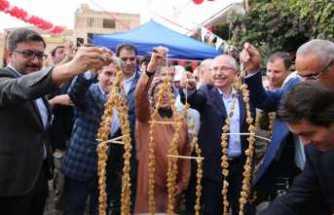 Mardin'de 2'nci Harire Şenliği düzenlendi