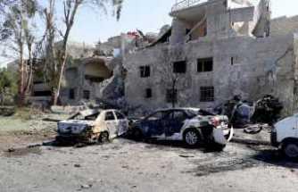 """""""Suriye'deki yıkımdan ABD öncülüğündeki koalisyon sorumlu"""""""