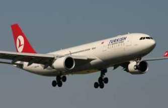 THY üç uçakla yeni havalimanına inecek