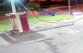 Ankara'da feci kaza: 1 ölü, 2 yaralı