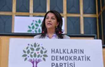 HDP'li Buldan ile 3 milletvekili hakkında fezleke