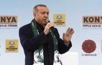 Erdoğan'dan tren kazası açıklaması