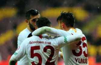Galatasaray kupada yine gençlere şans verdi