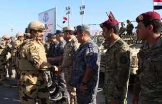 Mısır ve Ürdün'den ortak tatbikat