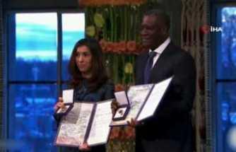 Nöbel Barış Ödülleri sahiplerini buldu