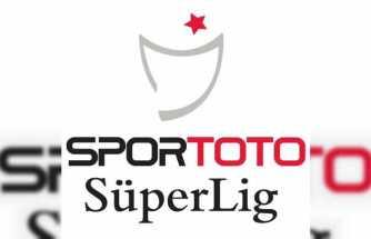 Spor Toto Süper Lig'de 16. hafta heyecanı