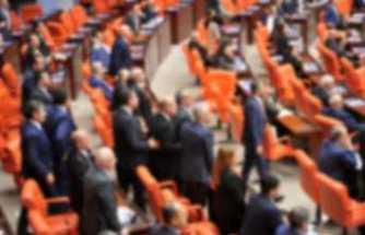 TBMM'de 'Sayın Öcalan' sözleri kriz çıkardı
