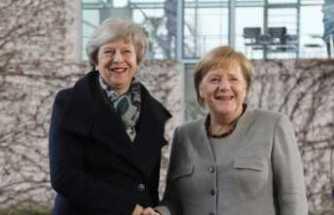 Theresa May umduğunu bulamadı