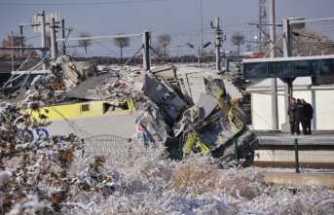Tren kazasında 9 ölü, 84 yaralı