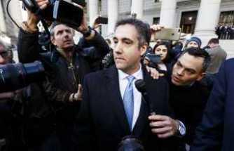 Trump'ın eski avukatı Cohen'e hapis