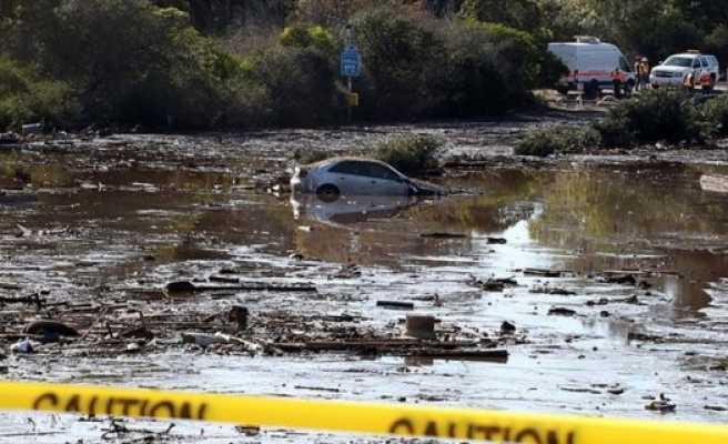 ABD'deki sel ve heyelanda bilanço ağırlaşıyor