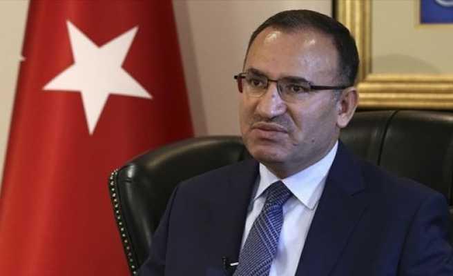 Başbakan Yardımcısı ve Hükümet Sözcüsü Bozdağ: Bundan sonra Türkiye sözle beraber icraata bakacak