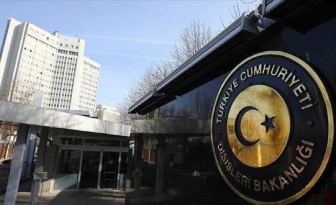 Türkiye Afganistan'daki terör saldırısını kınadı
