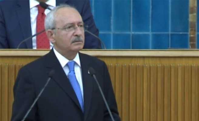 Kılıçdaroğlu'ndan 'postal' açıklaması