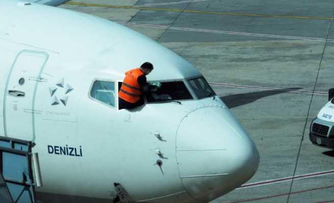 Uçakta bahar temizliği