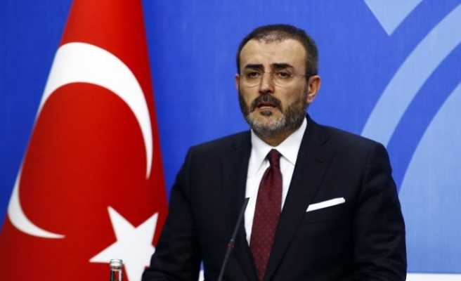 Ünal'dan CHP lideri Kılıçdaroğlu'na FETÖ cevabı