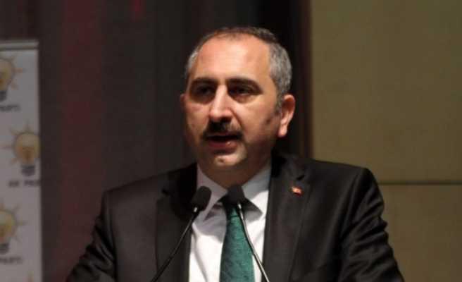 Adalet Bakanı Gül'den istihdam müjdesi