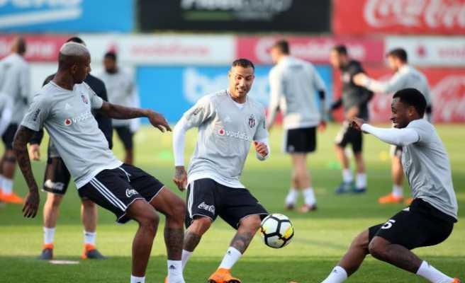 Beşiktaş'ta Kayserispor mesaisi başladı