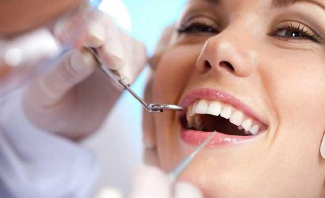 Tansiyon hastalarında dişlere dikkat
