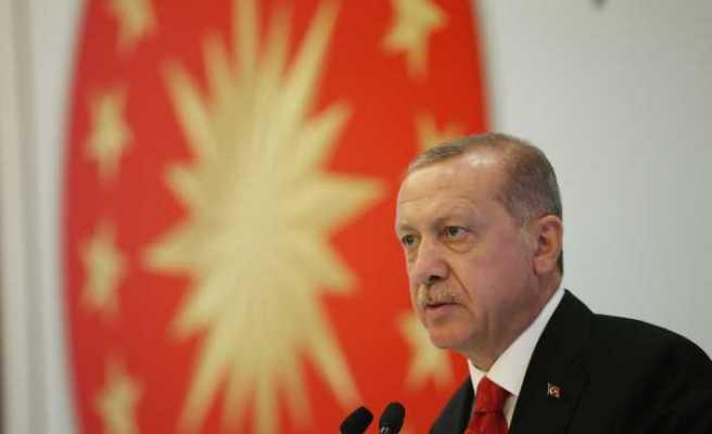 Erdoğan'dan sanayicilere sert uyarı