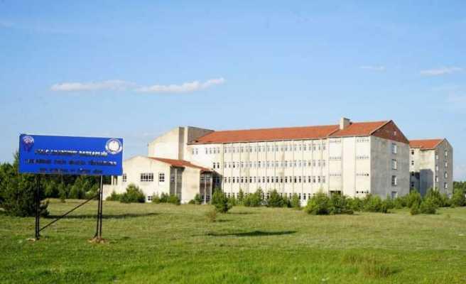 Hırsızlar, Uluslararası Polis Eğitim Merkezi binasını soydu