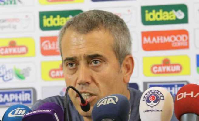 """Mücadelenin mükafatı 90 artıda attığımız gol oldu"""