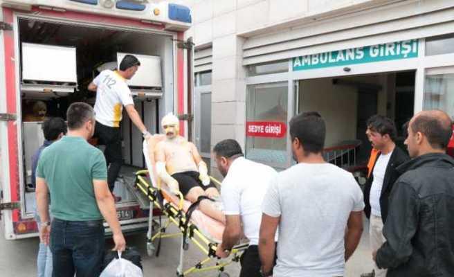 Tuz ocağında patlama: 3 yaralı