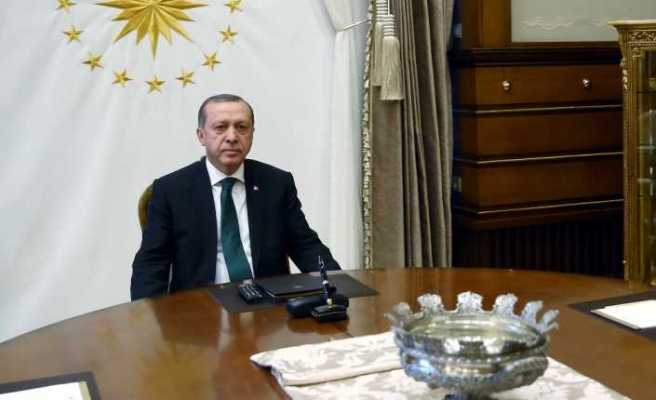 Erdoğan'dan Trump'a Brunson tweet'i