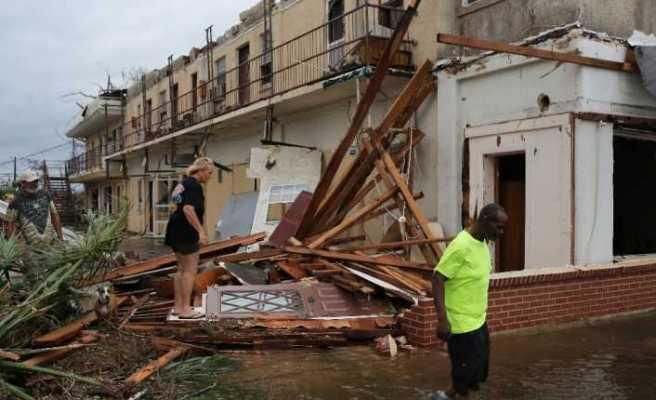 Michael Kasırgası'nda hayatını kaybedenlerin sayısı 13'e yükseldi