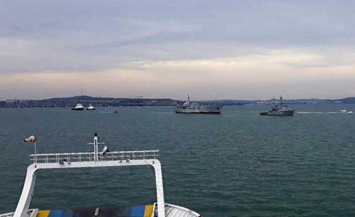 Ukrayna: Rusya gemilerimizi taciz etti