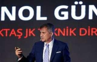 Beşiktaş Teknik Direktörü Güneş: Ürettiğimiz...