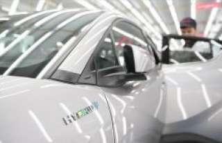 Hibrit araç satışında 2017 'altın yıl' oldu