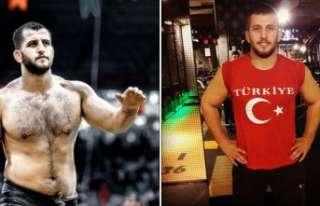 İki güreşçi silahla yaralandı