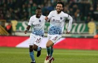 Trabzonspor'un en istikrarlısı Okay Yokuşlu