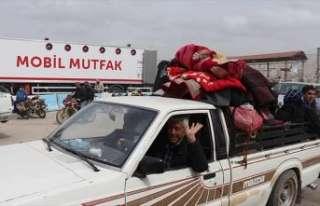 Yardım kuruluşlarının Afrin seferberliği devam...