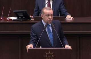 """""""Siz teröristlerin, biz Mehmetçiğin parkasını..."""