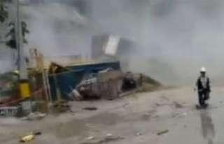 Kolombiya'da barajda göçük: 5 bin kişiye tahliye
