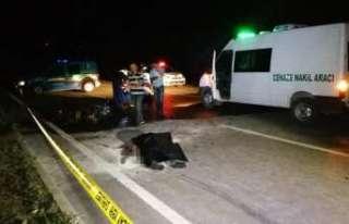 Bursa'da akıl almaz kaza: Yanarak can verdiler