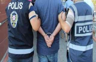 Sivas'ta FETÖ operasyonu: 11 gözaltı